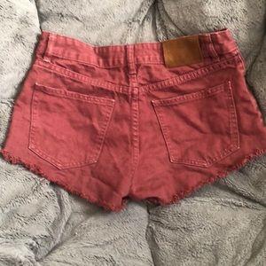 Billabong Shorts - Billabong jean shorts size 26